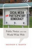 Social Media and Participatory Democracy (eBook, ePUB)
