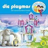 Der verschwundene Kristall / Die Playmos Bd.63 (1 Audio-CD)