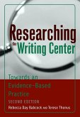 Researching the Writing Center (eBook, ePUB)