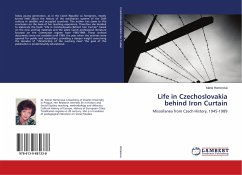 Life in Czechoslovakia behind Iron Curtain