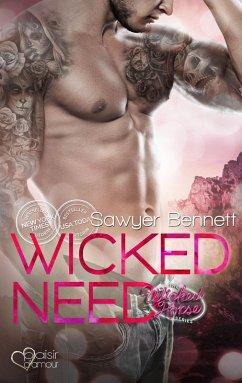 Wicked Need / Wicked Horse Bd.3 (eBook, ePUB) - Bennett, Sawyer
