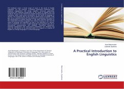 A Practical Introduction to English Linguistics