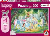 Bayala, Picknick der Elfen (Kinderpuzzle)