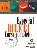 Especial DELE Curso completo B1 - Übungsbuch mit Audios online