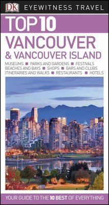 Top 10 Vancouver and Vancouver Island (eBook, PDF)