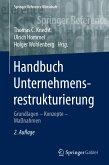 Handbuch Unternehmensrestrukturierung (eBook, PDF)