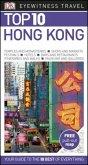 DK Eyewitness Travel Top 10 Hong Kong
