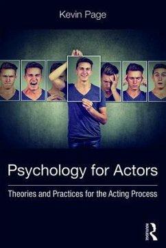 Psychology for Actors