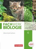 Fachwerk Biologie 6. Schuljahr - Sachsen - Schülerbuch
