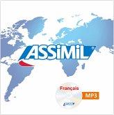 Francais, 1 MP3-CD / Assimil Französisch ohne Mühe