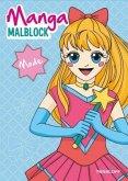 Manga-Malblock Mode (Mängelexemplar)