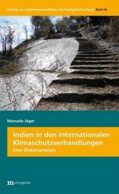 Indien in den internationalen Klimaschutzverhan...