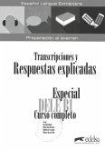 Especial Dele Curso completo B1 - Lösungsschlüssel zum Übungsbuch