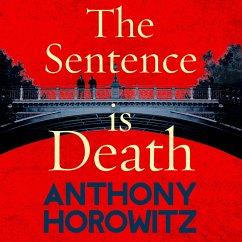 The Sentence is Death - Horowitz, Anthony