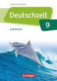 Deutschzeit 9. Schuljahr - Östliche Bundesländer und Berlin - Arbeitsheft mit Lösungen