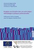 Enseigner une discipline dans une autre langue : methodologie et pratiques professionnelles (eBook, PDF)