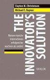 The Innovator's Solution (eBook, ePUB)