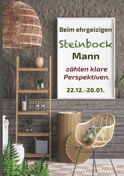 Beim ehrgeizigen Steinbock Mann zählen klare Perspektiven (eBook, ePUB)