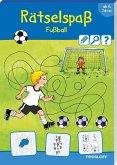 Rätselspaß Fußball ab 6 Jahren (Mängelexemplar)