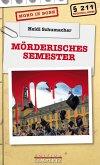 Mörderisches Semester (eBook, ePUB)