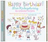Happy Birthday-Mein Kindergeburtstag