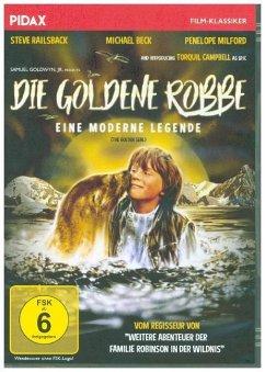 Die goldene Robbe - Eine moderne Legende