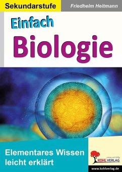 Einfach Biologie (eBook, PDF) - Heitmann, Friedhelm