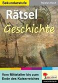 Rätsel Geschichte (eBook, PDF)