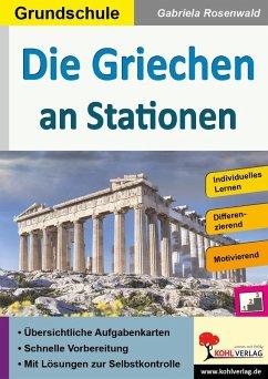 Die Griechen an Stationen (eBook, PDF)