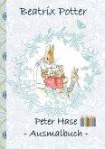 Peter Hase Ausmalbuch