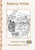 Beatrix Potter Ausmalbuch Teil 4 ( Peter Hase )
