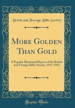 More Golden Than Gold