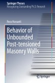 Behavior of Unbounded Post- tensioned Masonry Walls (eBook, PDF)
