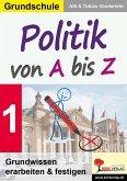 Politik von A bis Z (eBook, PDF)