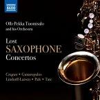 Lost Saxophone Concertos