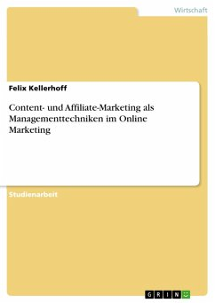 Content- und Affiliate-Marketing als Management...