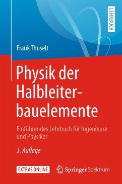 Physik der Halbleiterbauelemente (eBook, PDF)