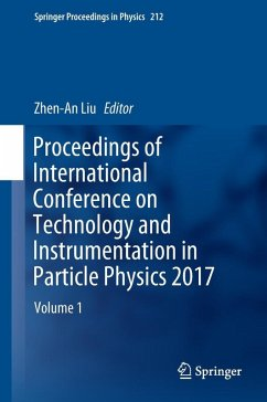 Proceedings of International Conference on Technology and Instrumentation in Particle Physics 2017 (eBook, PDF)