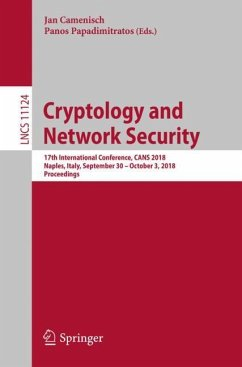 Cryptology and Network Security