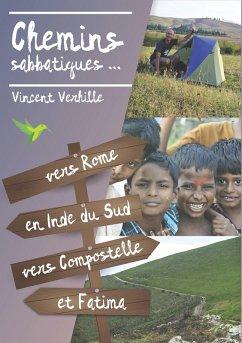 Chemins sabbatiques... (eBook, ePUB)