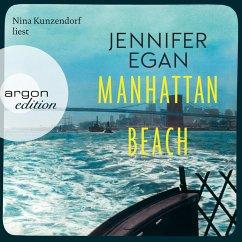 Manhattan Beach (Ungekürzte Lesung) (MP3-Download) - Egan, Jennifer