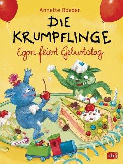 Egon feiert Geburtstag / Die Krumpflinge Bd.11 (eBook, ePUB) - Roeder, Annette
