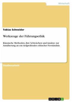 Werkzeuge der Führungsethik (eBook, PDF)