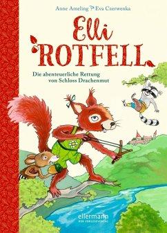 Elli Rotfell (Mängelexemplar) - Ameling, Anne