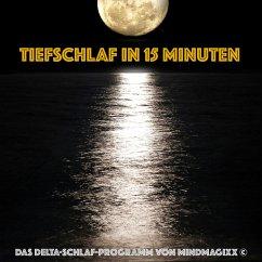 Tiefschlaf in 15 Minuten - Einschlafen, Durchschlafen, Ausschlafen (MP3-Download) - Lynen, Patrick