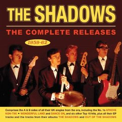 Complete Releases 1959-62 - Shadows,The