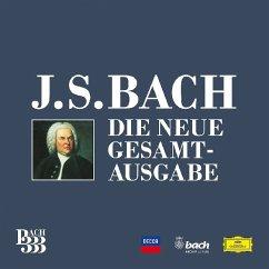 Bach 333-Die Neue Gesamtausgabe (Ltd.Edt.) - Gardiner/Richter/Suzuki/+