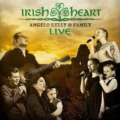 Irish Heart-Live - Kelly,Angelo & Family