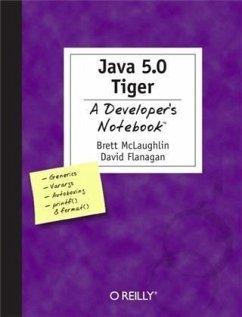 Java 5.0 Tiger: A Developer's Notebook (eBook, PDF) - Mclaughlin, Brett