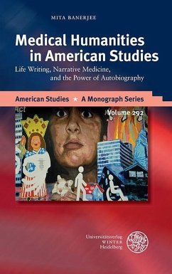 Medical Humanities in American Studies (eBook, PDF) - Banerjee, Mita